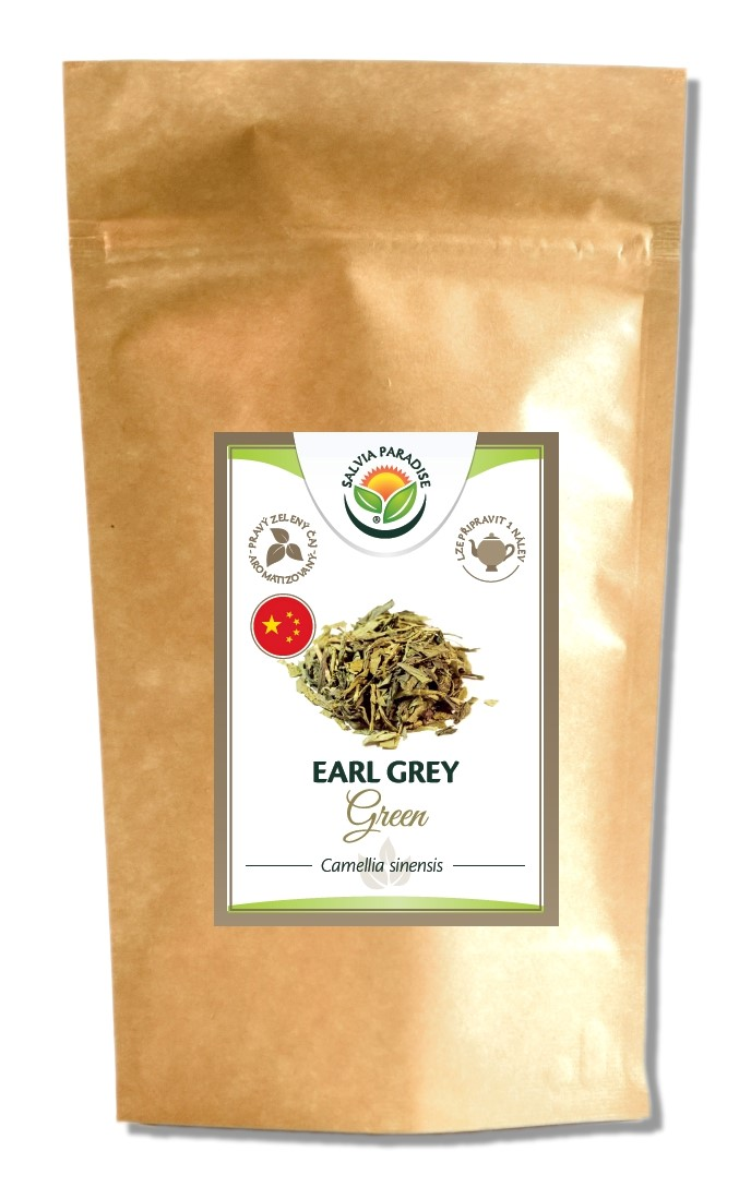 Salvia Paradise Green Earl Grey 1000g