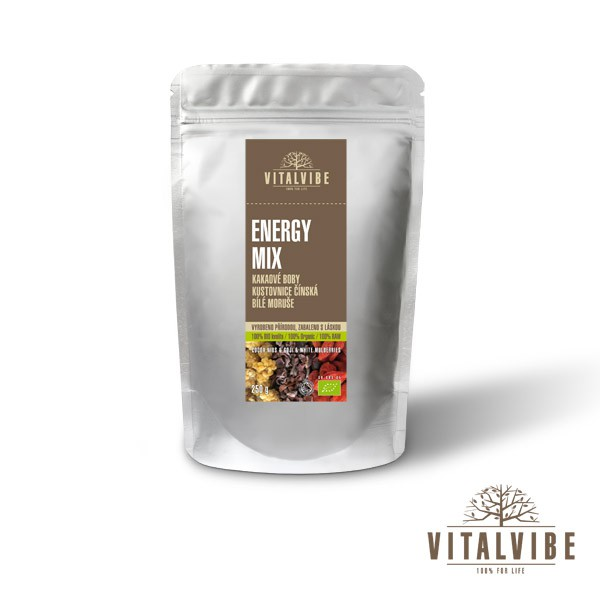 Vitalvibe Energy mix 250 g