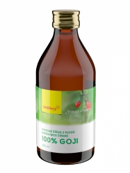 Wolfberry Goji šťava 100% BIO 500 ml