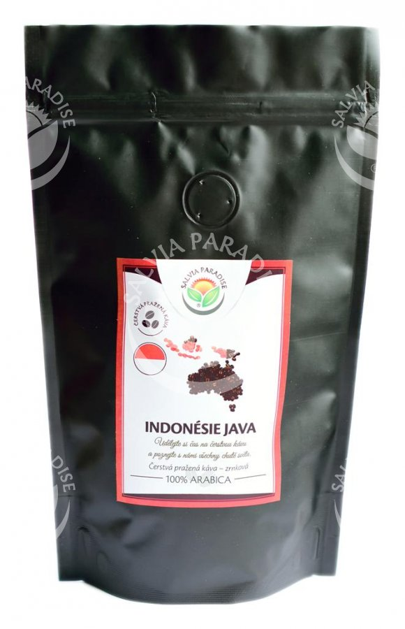 Salvia Paradise Káva Indonesia Java 250 g