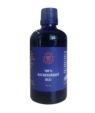 Day Spa Shop Marhuľový olej BIO 100ml