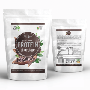 Fit-day protein čokoláda 90g