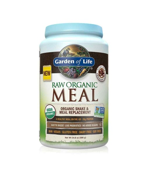 Garden of Life RAW Meal čokoláda 986 g