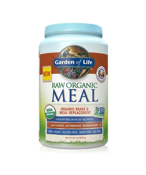 Garden of Life RAW Meal Vanilla Chai 909 g