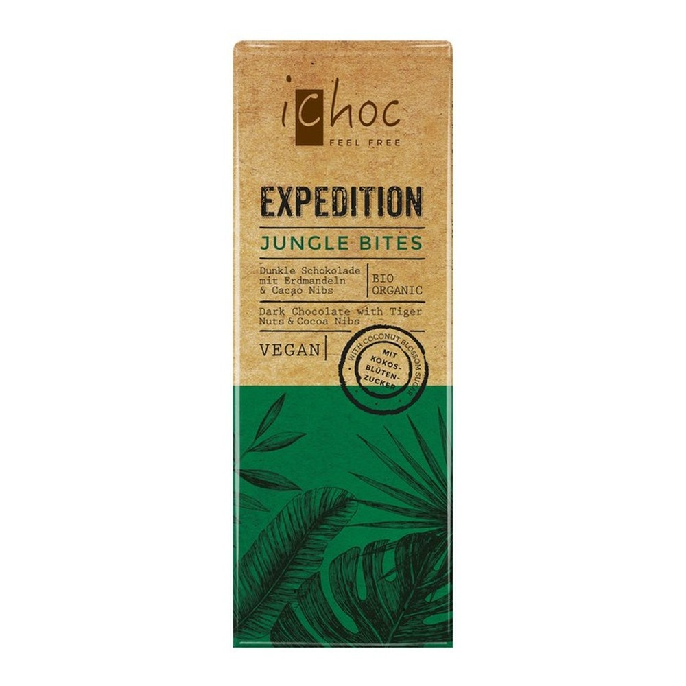 ICHOC Jungle Bites Expedition 50 g