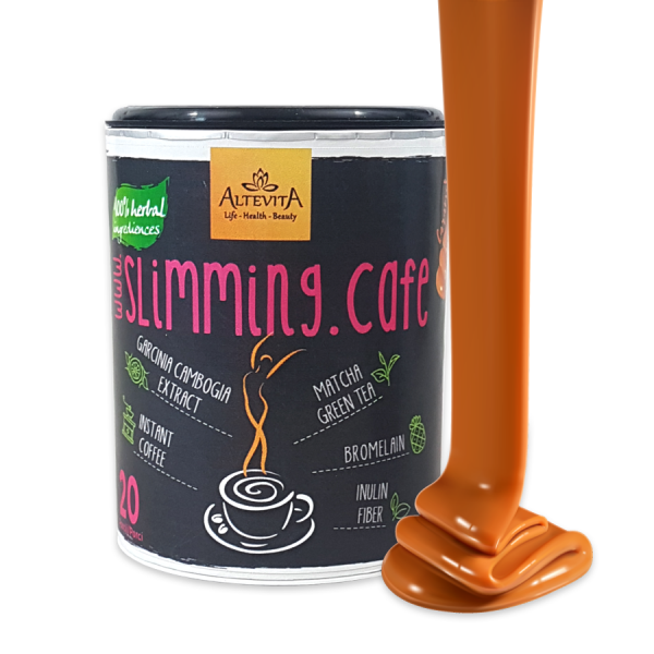 Altevita SLIMMING CAFE CARAMEL 100g