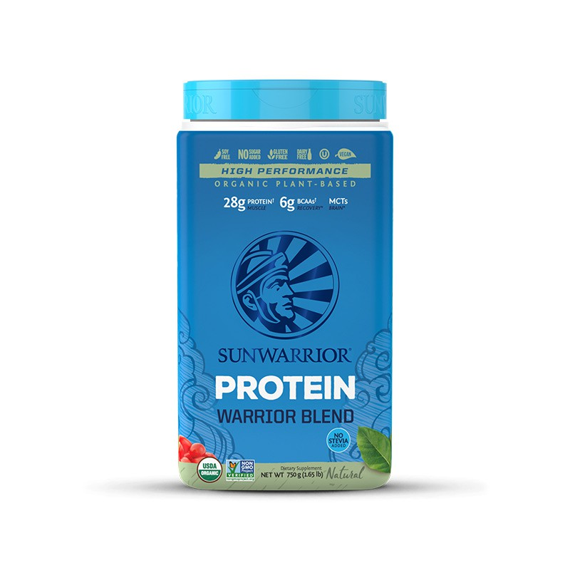 Sunwarrior Blend Protein Natural 750g