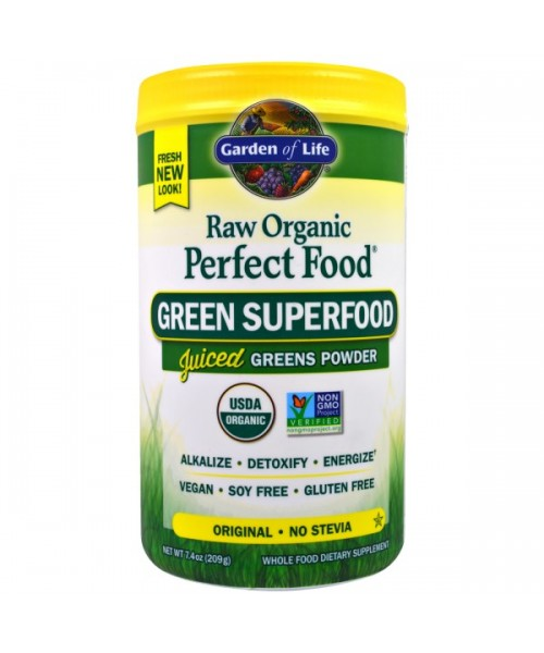Garden of Life Perfect Food RAW Original 209g